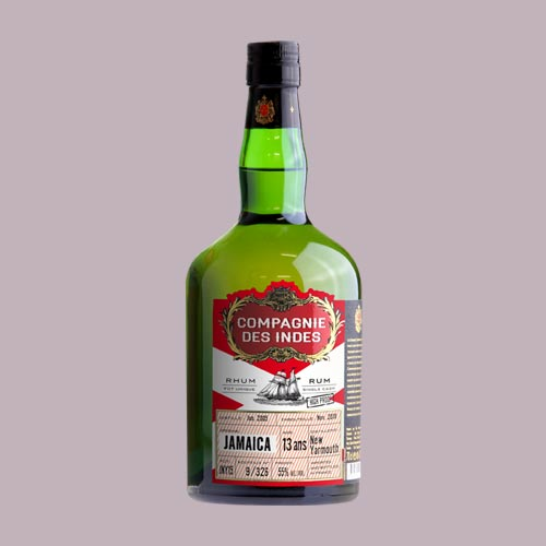 JAMAICA 13 ANS HIGH PROOF – SINGLE CASK