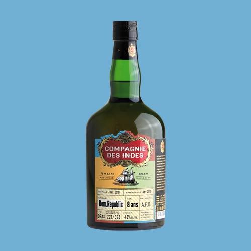 DOMINICAN REPUBLIC 8 ANS – SINGLE CASK