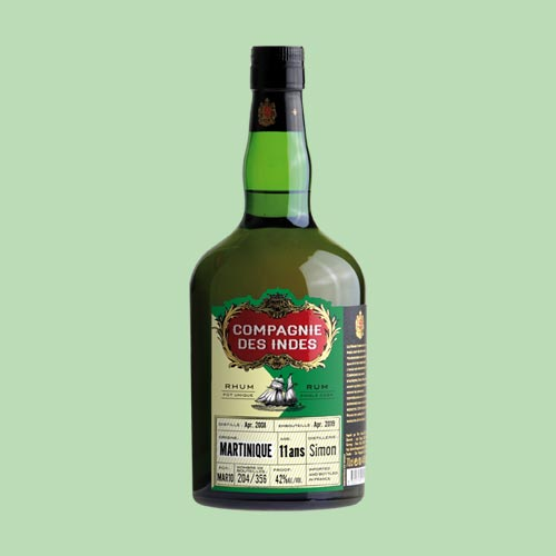 MARTINIQUE 11 ANS – SINGLE CASK