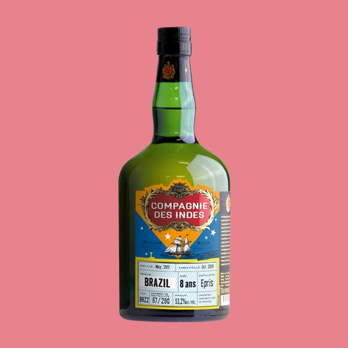 BRAZIL 8 YEARS CASK STRENGTH – SINGLE CASK