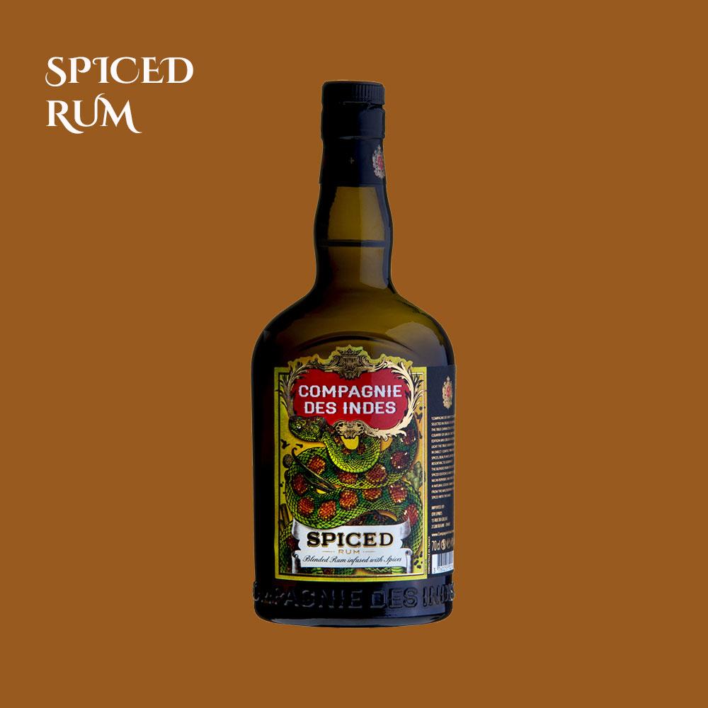 SPICED RUM – BLEND