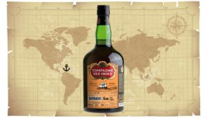 Photo of a bottle of Compagnie des Indes Barbados Foursquare 16 ans Cask Strength