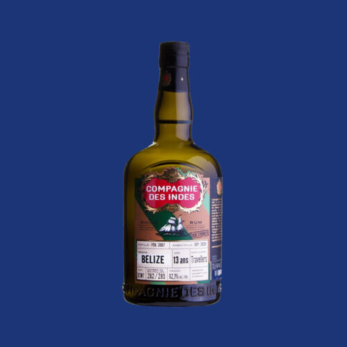 BELIZE 13 ANS CASK STRENGTH – SINGLE CASK