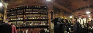 Photo of the interior of the wine bar La Venencia, Calle de Echegaray, 7