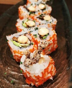 Photo of sushi from restaurant Umo, Paseo de la castellana, 43