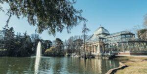 Beautiful photo of the Parque del retiro